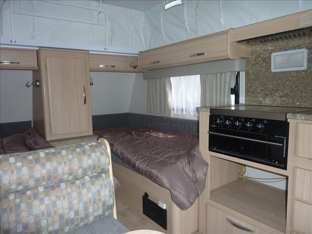 2011 JAYCO STARCRAFT OUTBACK 13FT POP TOP