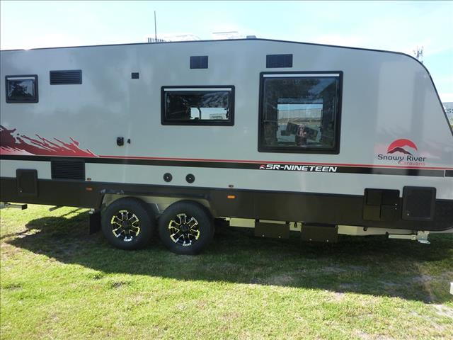 NEW 2020 SNOWY RIVER SR19 21FT ENSUITE CARAVAN ON SALE NOW