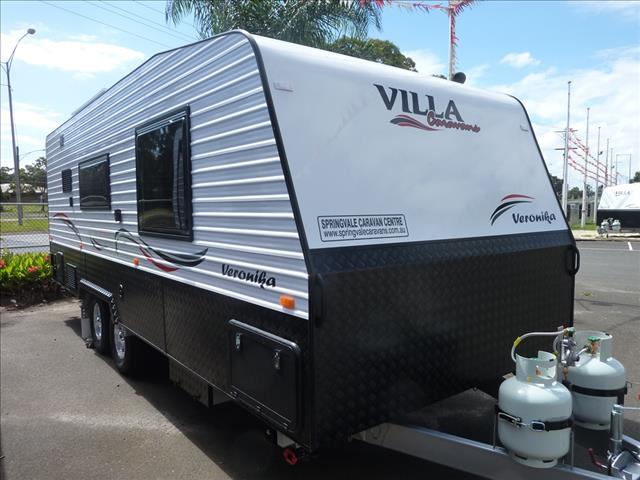NEW 2020 VILLA VERONIKA 21FT CARAVAN ON SALE NOW