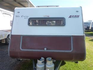 2009 AVAN ERIN HT 16FT 6 IN CARAVAN