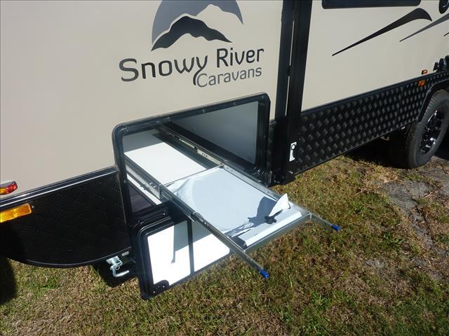 ALL NEW 2019 SNOWY RIVER SR19 21FT ENSUITE CARAVAN