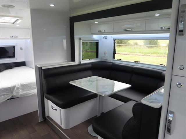 NEW 2021 SNOWY RIVER SRC 22S CARAVAN WITH SLIDE OUT LOUNGE