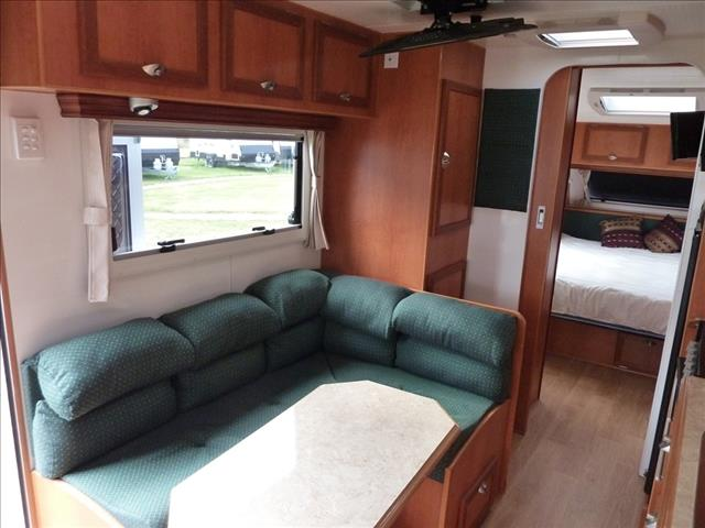 2012 OASIS SAHARA 26FT CARAVAN ON SALE NOW
