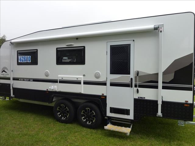 NEW 2021 SNOWY RIVER SRC21 SEMI OFF ROAD CARAVAN
