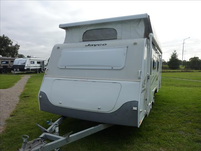 2008 JAYCO STERLING 1755-2 TANDEM POP TOP