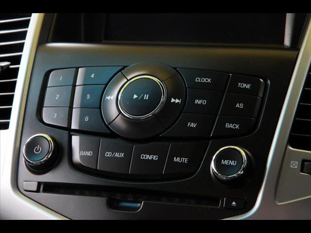 2011  Holden Cruze CD JH Series II Sedan