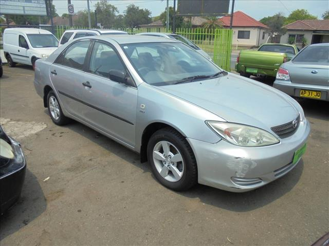 2003 Toyota Camry For Sale >> 2003 Toyota Camry Altise Acv36r 4d Sedan