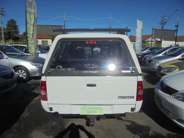 2003 MAZDA B2600 BRAVO DX  DUAL CAB PUP