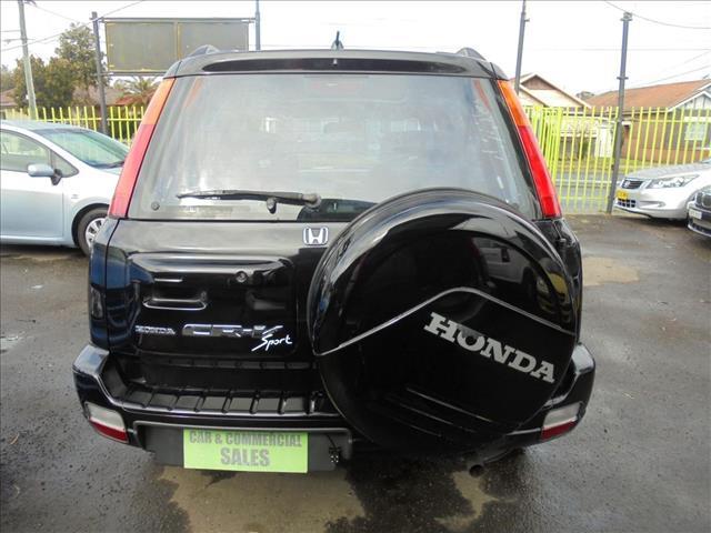 2000 HONDA CR-V 4X4 SPORT  4D WAGON