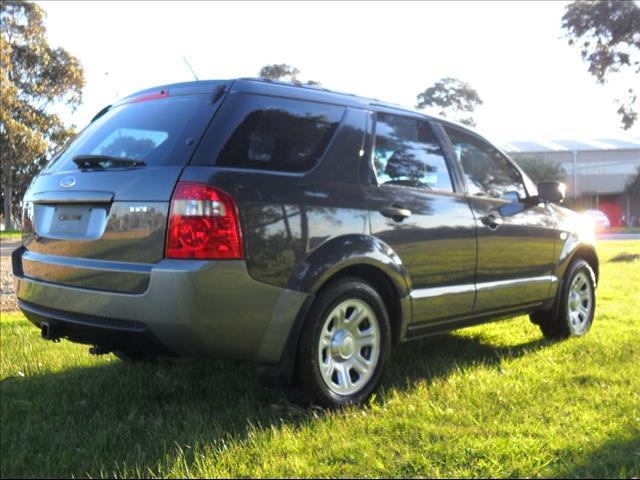2007  FORD TERRITORY TX RWD SY WAGON