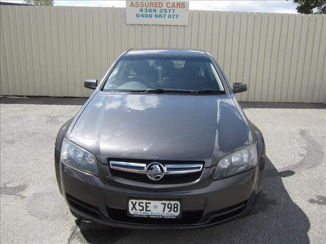 2008 HOLDEN COMMODORE OMEGA 60TH ANNIVERSARY VE MY09 4D SEDAN