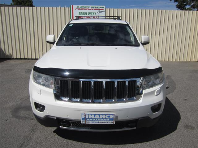 2011 JEEP GRAND CHEROKEE LIMITED (4x4) WK 4D WAGON