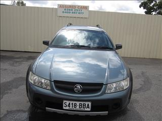2006 HOLDEN ADVENTRA SX6 VZ 4D WAGON