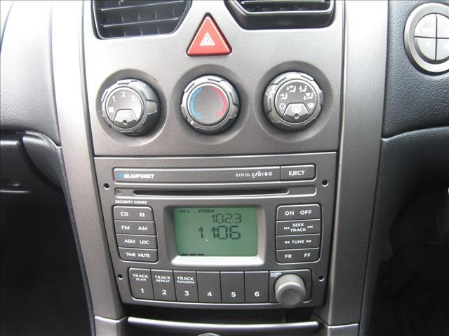 2006 HOLDEN ADVENTRA SX6 VZ 4D WAGON