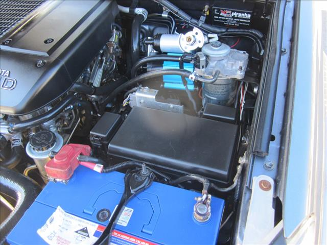 2008 TOYOTA LANDCRUISER PRADO GXL (4x4) KDJ120R 07 UPGRADE 4D WAGON