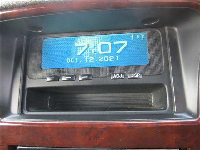 2005 MITSUBISHI PAJERO EXCEED LWB (4x4) NP 4D WAGON