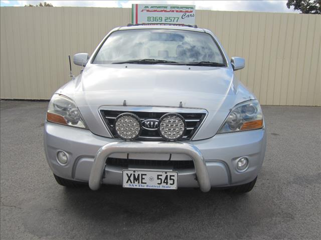 2007 KIA SORENTO EX-P BL 4D WAGON