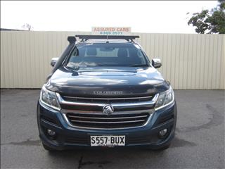 2017 HOLDEN COLORADO LTZ (4x4) RG MY17 SPACE CAB P/UP