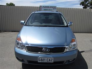 2014 KIA GRAND CARNIVAL Si VQ MY14 4D WAGON