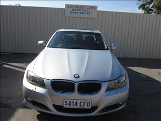 2009 BMW 3 20i EXECUTIVE E90 MY09 4D SEDAN