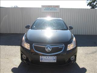 2011 HOLDEN CRUZE SRi V JH 4D SEDAN