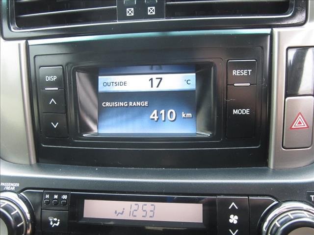 2011 TOYOTA LANDCRUISER PRADO GXL (4x4) KDJ150R 11 UPGRADE 4D WAGON