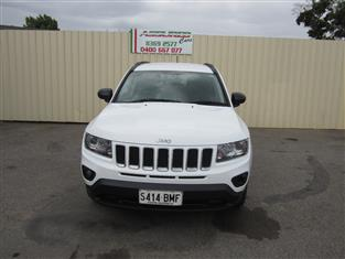 2015 JEEP COMPASS SPORT (4x2) MK MY15 4D WAGON