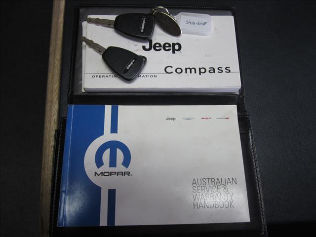 2015 JEEP COMPASS SPORT (4x2) MK MY15 4D WAGON