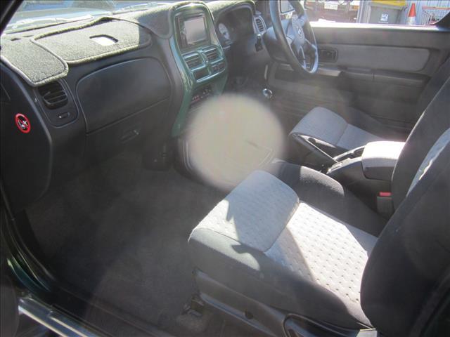 2008 NISSAN NAVARA ST-R (4x4) D22 DUAL CAB P/UP