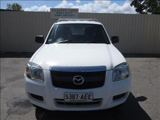 2008 MAZDA BT-50 B3000 DX DUAL CAB P/UP
