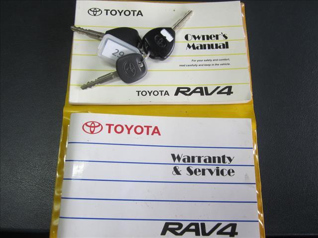 2006 TOYOTA RAV4 CRUISER L (4x4) ACA33R 4D WAGON