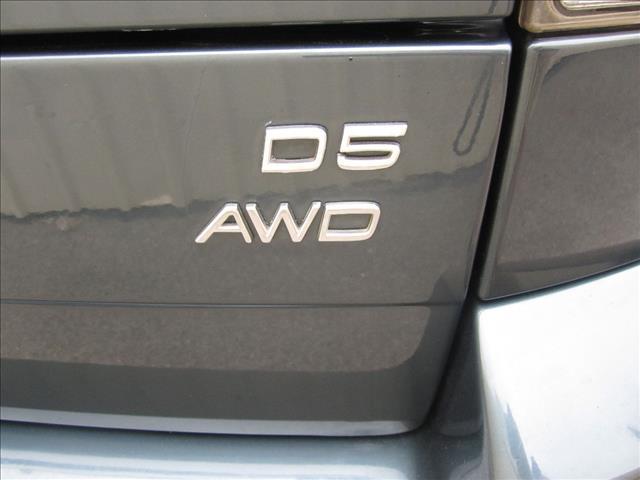 2008 VOLVO XC90 D5 EXECUTIVE MY07 4D WAGON