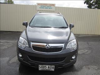2012 HOLDEN CAPTIVA 5 (FWD) CG SERIES II 4D WAGON