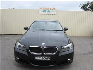 2010 BMW 3 20i EXECUTIVE E90 MY09 4D SEDAN