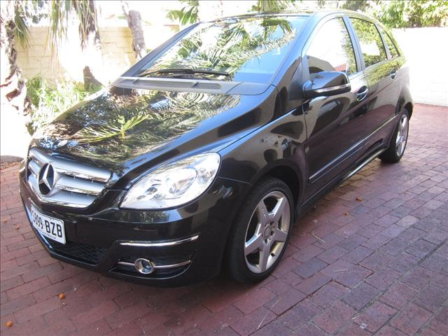 2011 MERCEDES-BENZ B200 245 MY11 5D HATCHBACK