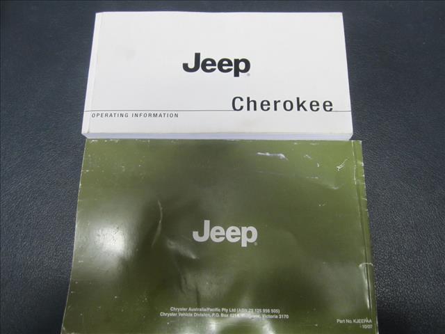 2011 JEEP CHEROKEE LIMITED 70TH ANNIVERSARY (4x4) KK 4D WAGON