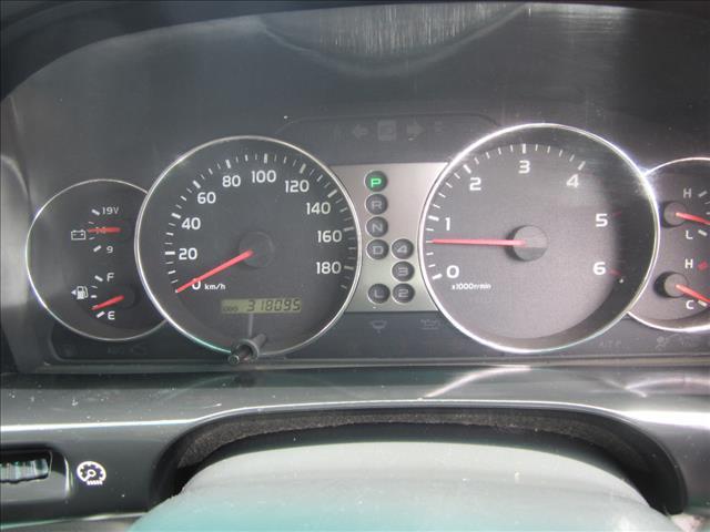2004 TOYOTA LANDCRUISER GXL (4x4) HDJ100R 4D WAGON