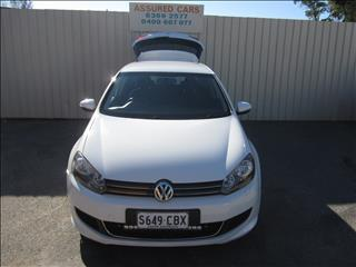 2011 VOLKSWAGEN GOLF 77 TDI BLUEMOTION 1K MY11 5D HATCHBACK