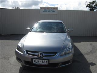 2006 HONDA ACCORD VTi 40 4D SEDAN