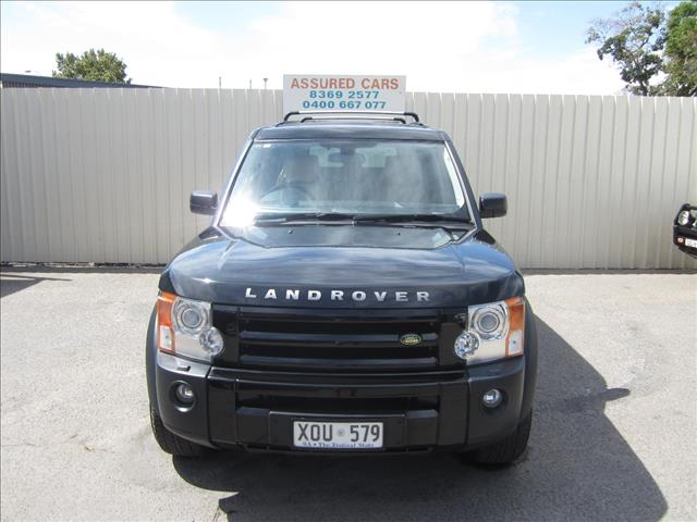 2007 LAND ROVER DISCOVERY 3 SE MY06 UPGRADE 4D WAGON