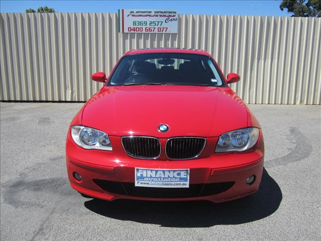 2005 BMW 1 20i E87 5D HATCHBACK