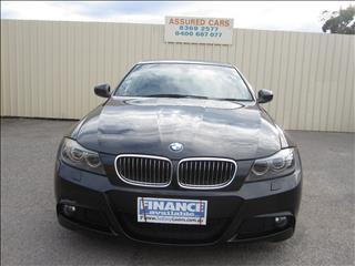 2009 BMW 3 23i E90 MY09 4D SEDAN