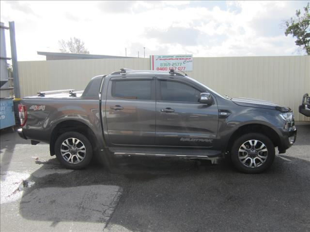 2018 FORD RANGER WILDTRAK 3.2 (4x4) PX MKII MY18 DUAL CAB P/UP