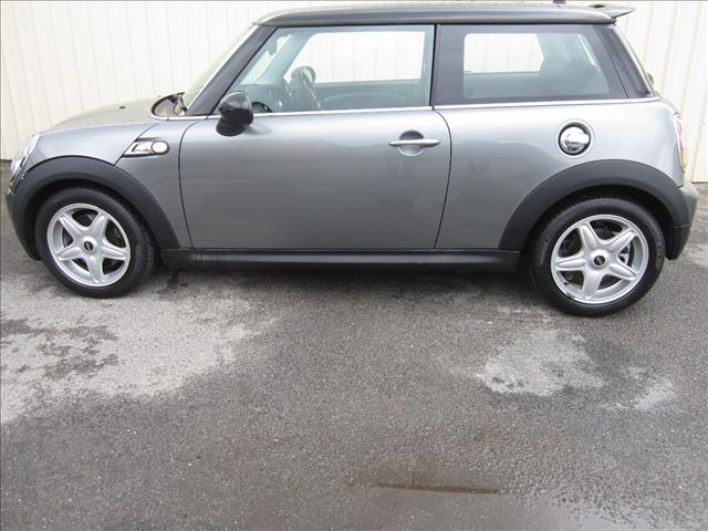 2007 MINI COOPER S R56 2D HATCHBACK