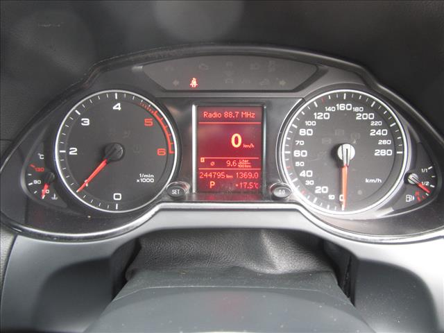 2010 AUDI Q5 2.0 TDI QUATTRO 8R MY10 4D WAGON