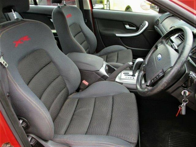 2006 Ford Falcon XR6 BF MkII Sedan