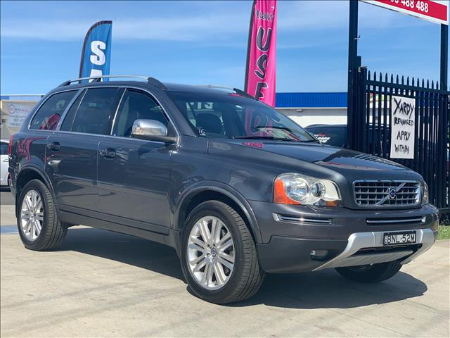 2010 Volvo Xc90 D5 Executive Wagon 7st 5dr Geartronic 6sp 4x4 2 4dt My10 Wagon