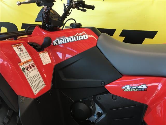 2018 SUZUKI KINGQUAD 400 ASi(LT-F400F) 4x4 400CC L8 ATV