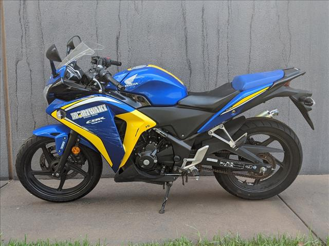 2013 HONDA CBR250R MORIWAKI (ABS) 250CC SPORTS