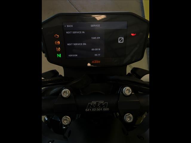 2018 KTM 790 DUKE 790CC MY18 ROAD